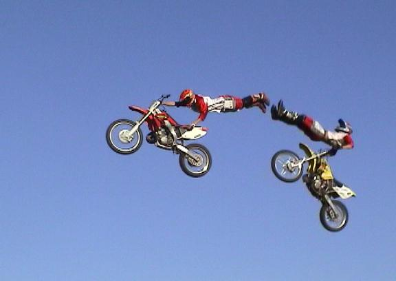 Dirt Bike Tricks Hd